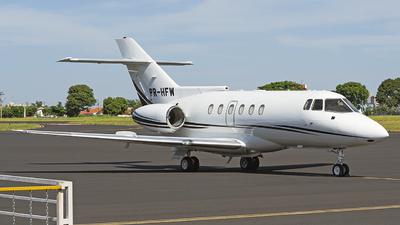 PR-HFW - British Aerospace BAe 125-800A - Private