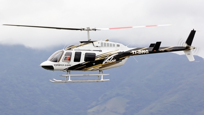 TI-BHG - Bell 206L-3 LongRanger III - Volar Helicopters