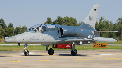 6052 - Aero L-159A Alca - Czech Republic - Air Force