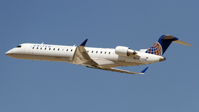 N779SK - Bombardier CRJ-701 - United Express (SkyWest Airlines)