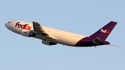 A picture of N732FD - Airbus A300B4605R(F) - FedEx - © Stig Rokkones