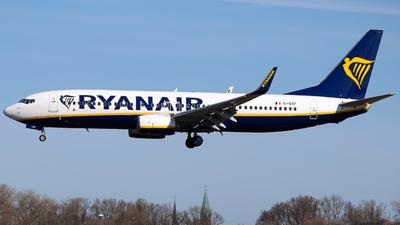 EI-EXF - Boeing 737-8AS - Ryanair