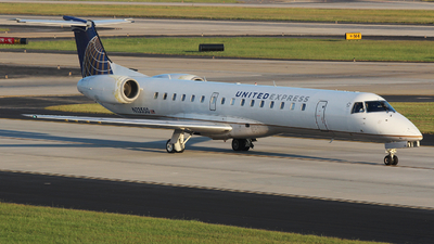 N13550 - Embraer ERJ-145LR - United Express (ExpressJet Airlines)