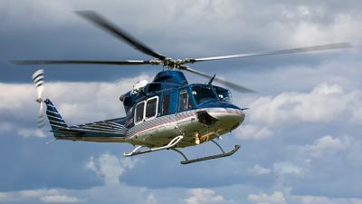 OK-BYR - Bell 412EP - Czech Republic - Police
