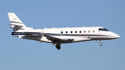 XA-GLL - Gulfstream G200 - Private
