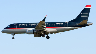 N801MA - Embraer 170-100SU - US Airways Express (Republic Airlines)
