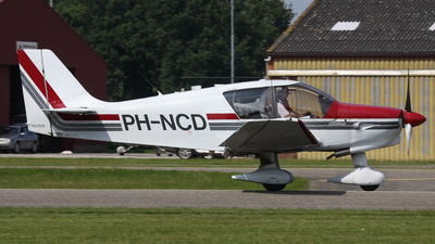 PH-NCD - Robin DR400/140B Dauphin - Private