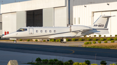 A picture of PPBED - Learjet 60 - [60310] - © Adriano Soares-SBCT