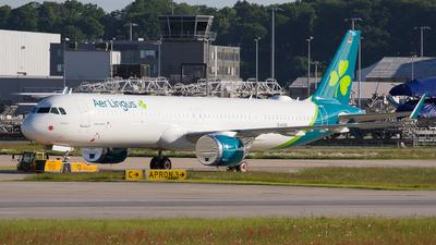 D-AYAV - Airbus A321-253NX - Aer Lingus