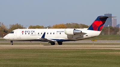 N453SW - Bombardier CRJ-200ER - Delta Connection (SkyWest Airlines)