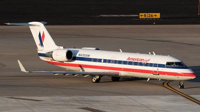 N435SW - Bombardier CRJ-200LR - American Eagle (SkyWest Airlines)