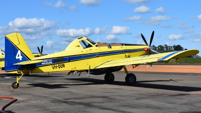 A picture of VHDUN - Air Tractor AT802A - [802A0382] - © Jarrod Swanwick