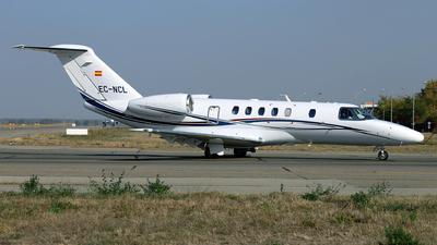 EC-NCL - Cessna 525C CitationJet 4 - Private