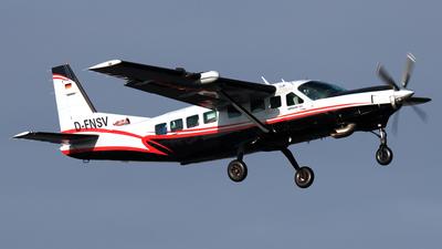 D-FNSV - Cessna 208B Grand Caravan - FSZ - Fallschirmsportzentrum Saar