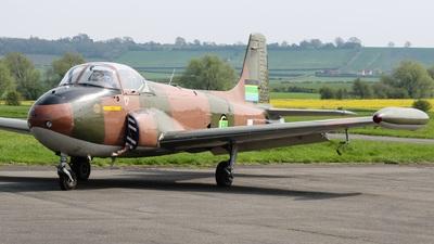 G-PROV - Hunting Percival Jet Provost T52 - Private