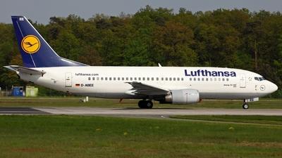 D-ABEE - Boeing 737-330 - Lufthansa