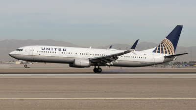N81449 - Boeing 737-924ER - United Airlines