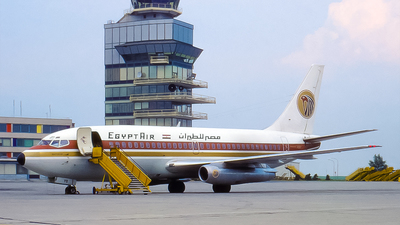 SU-AYO - Boeing 737-266(Adv) - EgyptAir