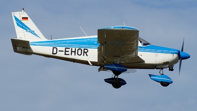 D-EHOR - Piper PA-28-180 Cherokee - Private