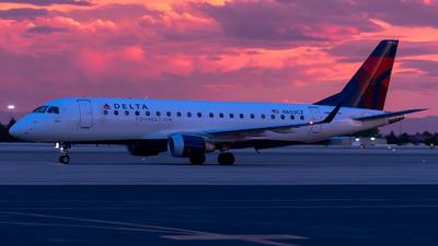 N603CZ - Embraer 170-200LR - Delta Connection (SkyWest Airlines)
