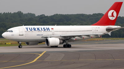 TC-JCY - Airbus A310-304 - Turkish Airlines