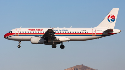 B-6695 - Airbus A320-232 - China Eastern Airlines
