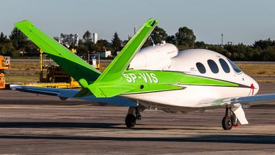 SP-VIS - Cirrus Vision SF50 G2 - Private
