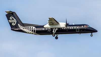 ZK-NEM - Bombardier Dash 8-Q311 - Air New Zealand