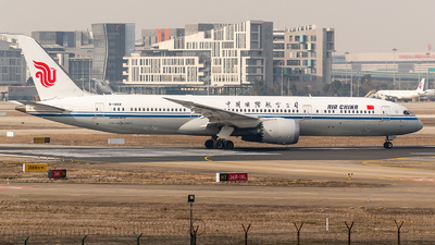 B-1468 - Boeing 787-9 Dreamliner - Air China