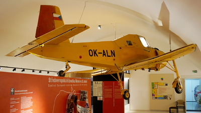 OK-ALN - Let Z-37A Cmel�k - Air Special