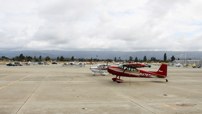 KWVI - Airport - Ramp