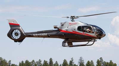 N815MH - Eurocopter EC 130B4 - Maverick Helicopters