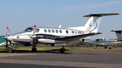 A picture of GWNCH - Beech B200 Super King Air -  - © n94504