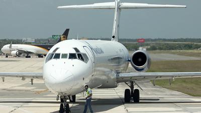 YV514T - McDonnell Douglas MD-82 - Venezolana - Linea Aérea de Venezuela