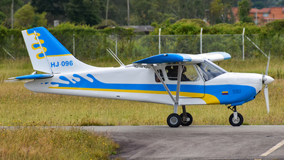 HJ-096 - Ibis Urraco GS-501 - Private