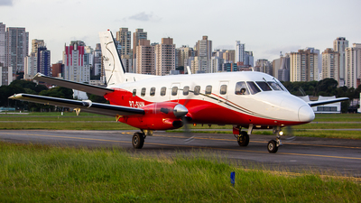PT-SHN - Embraer EMB-110P1 Bandeirante - Sales Serviços Aéreos