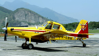 PR-EBM - Air Tractor AT-802F - Brazil - Military Firefighters