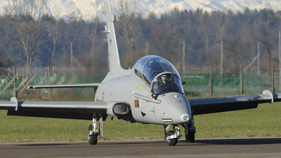 MM55077 - Aermacchi MB-339CD - Italy - Air Force