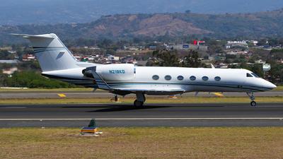 N218KD - Gulfstream G-IV - Private