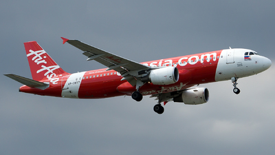 A picture of RPC8971 - Airbus A320216 - AirAsia - © Isaac_SeaandSky