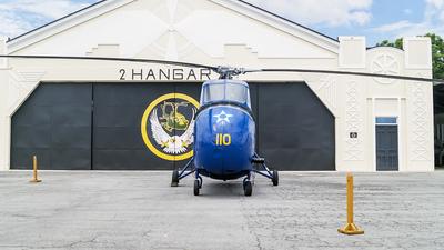 110 - Sikorsky UH-19B Chickasaw - Guatemala - Air Force