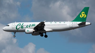 B-6645 - Airbus A320-214 - Spring Airlines
