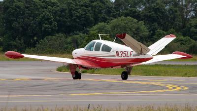 N35LF - Beechcraft V35B Bonanza - Private
