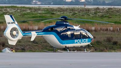 SX-HPE - Eurocopter EC 135T1 - Greece - Police