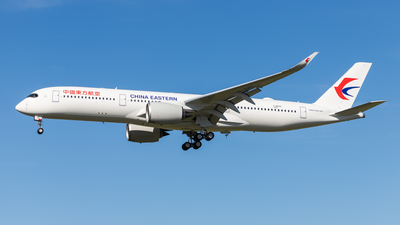 F-WZGQ - Airbus A350-941 - China Eastern Airlines