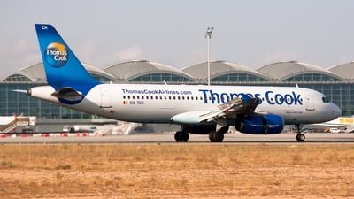 OO-TCR - Airbus A320-232 - Thomas Cook Airlines Belgium