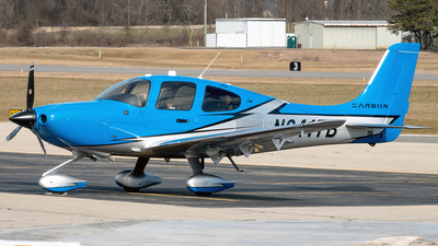 N241TB - Cirrus SR22-GTS G6 Carbon - Private