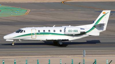 EC-ISQ - Cessna 560XL Citation Excel - NordJet Airlines