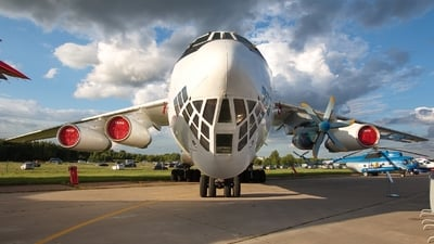 76454 - Ilyushin IL-76LL - Russia - Gromov Flight Research Institute
