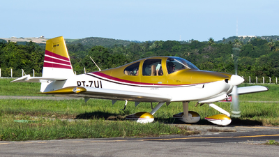 PT-ZUI - Vans RV-10 - Private